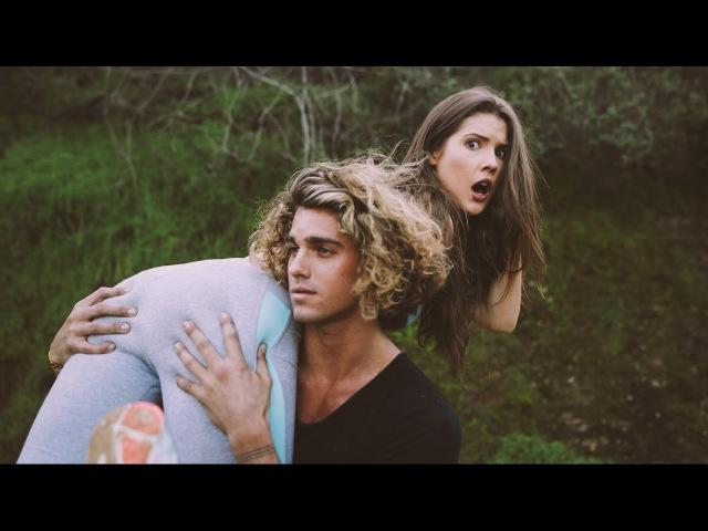 SEXY COUPLES WORKOUT ft. Amanda Cerny Jay Alvarrez Relationship Goals Funny Sketch Videos 2018