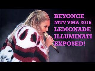 BEYONCE MTV VMA 2016 LEMONADE ILLUMINATI EXPOSED!