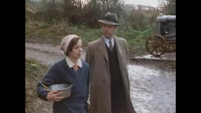 Лорд Питер Уимзи Найти мертвеца 3 серия Англия Детектив 1987