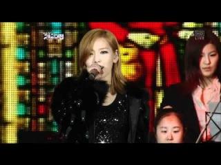 111229 SBS Gayo Daejun - SM Hallyu Orchestra