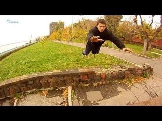 "AlexandeR RusinoV/3Run & Handstand - ""RECOVERY"""