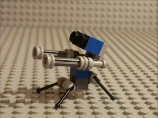 How To Make: LEGO Team Fortress 2 Sentry Level 3 mode