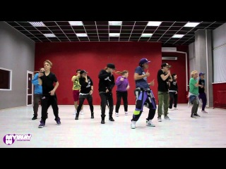 Hip-Hop Dance Centre Myway (David Banner - Look At My Daddy)