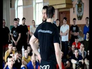 Р. Зенцов мастер-класс Киев