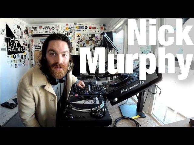 Nick Murphy FKA Chet Faker @ The Lot Radio Oct 4 2017