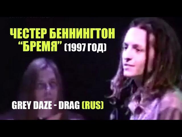 Честер Беннингтон Бремя Grey Daze Drag