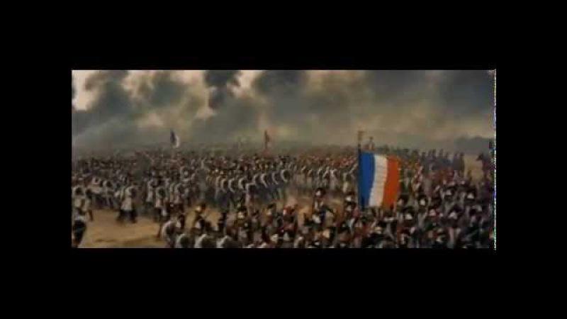 Наступление старой гвардии Наполеона Ватерлоо 1815