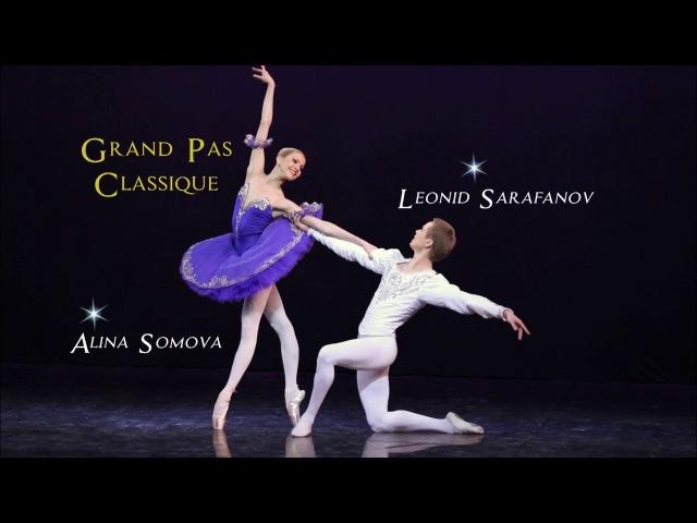 Gala of the ballet stars of La Scala Svetlana Zakharova Roberto Bolle HD