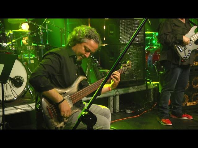 Federico Malaman Maurizio Rolli - Mayones 35th Anniversary concert @ Stary Maneż Gdańsk - pt2