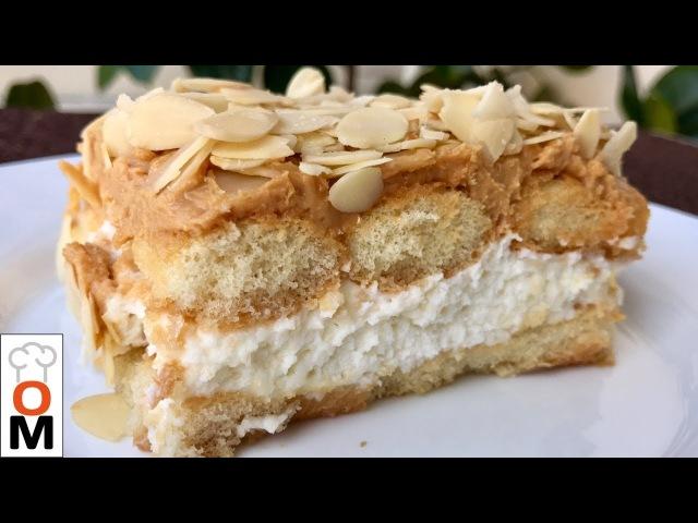 Торт Безделушка Без Выпечки - Лёгкий Тортик Тает во рту   No-bake Homemade Cake   Ольга Матвей