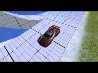 Beam NG Drive - Pogani Zonda эпичная парковка