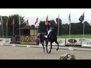 Morgan Barbancon Mestre & Heimliche Liebe  | CDI-W *** Kur Wrocław