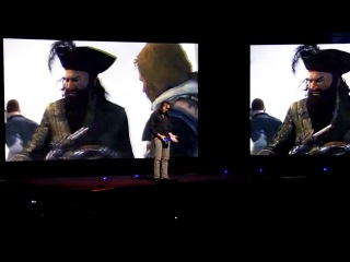 PS4 Crashes During Sony's Assassin's Creed 4 E3 Reveal Playstation FAIL