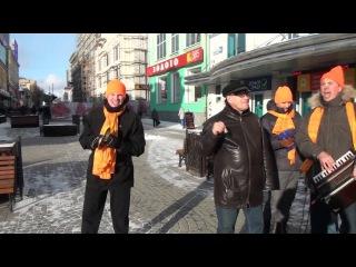 Весёлые моменты харинамы или сила притяжения Святого имени. Екатеринбург