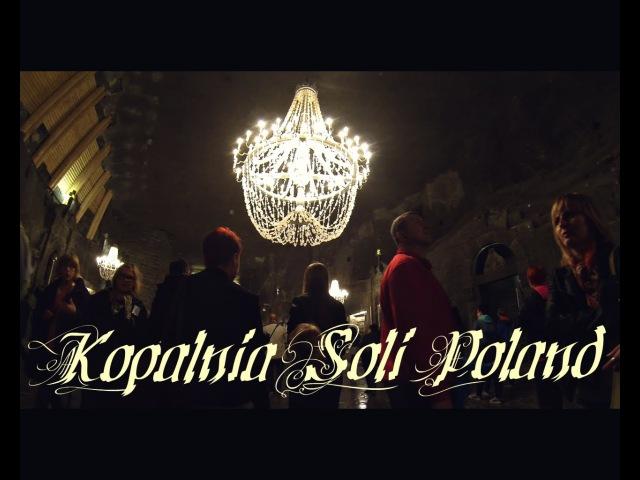 Kopalnia Soli Poland Wieliczka