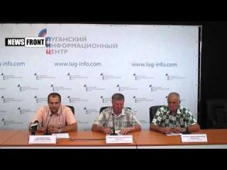 Экстренное обращение глав администраций ЛНР к Нормандской четверке