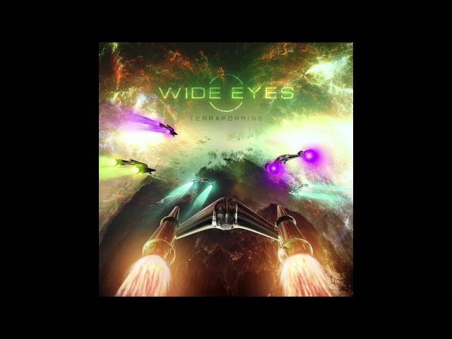 WIDE EYES Terraforming FULL ALBUM STREAM