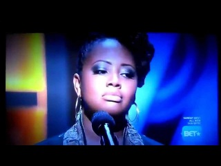 """Lalah Hathaway sings """"A Song For You"""" on BET's """"Apollo Live"""""""