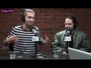 Bill & Tom Kaulitz on SuicideGirls Radio - Interview []