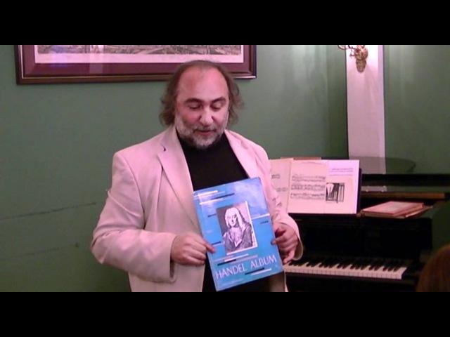 Музыкальные сказки для студентов и взрослых Особый случай Баха ВШЭ 2011 2