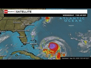 Hurricane Joaquin threatens East Coast
