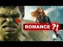 Black Widow Hulk romance?! Bruce Banner Natasha Romanoff in Avengers 2 - Beyond The Trailer