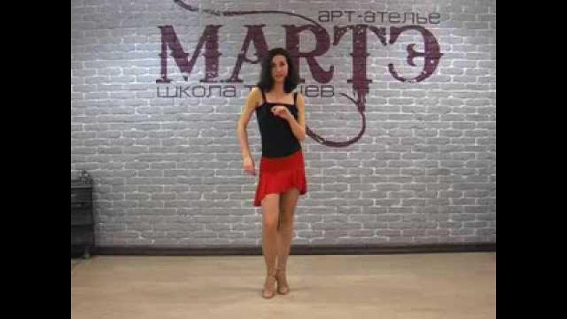Сальса видео урок Научиться быстро танцевать сальсу