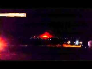 Склад боеприпасов ВСУ взорвался в Луганской области