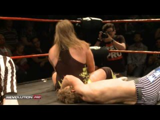 RevPro TV #15 feat: Jimmy Havoc vs Josh Bodom
