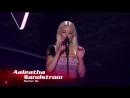 Aaleatha Sandstrom - Rather Be (The Voice Australia 2015)