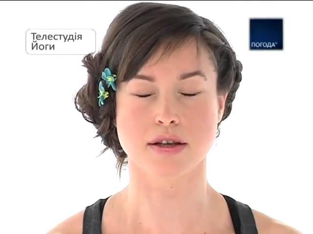 Йога для лица глаза Елена Родичева