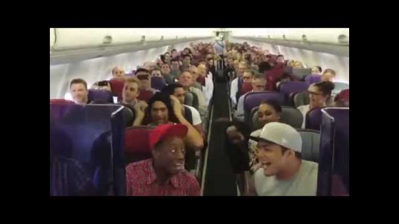 THE LION KING Australia Cast Sings Circle of Life on Flight Home from Brisbane