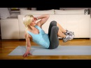Fitness Workout Bikini Fit mit schmaler Taille und flachem Bauch