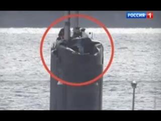 Слежка за кораблями России вывела из строя Британскую подлодку