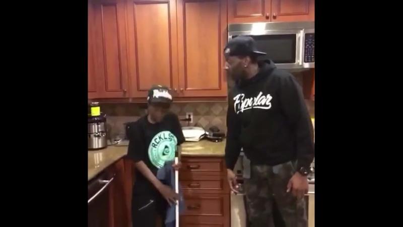 Words change fast when parents catch you talking back Nigga Vine