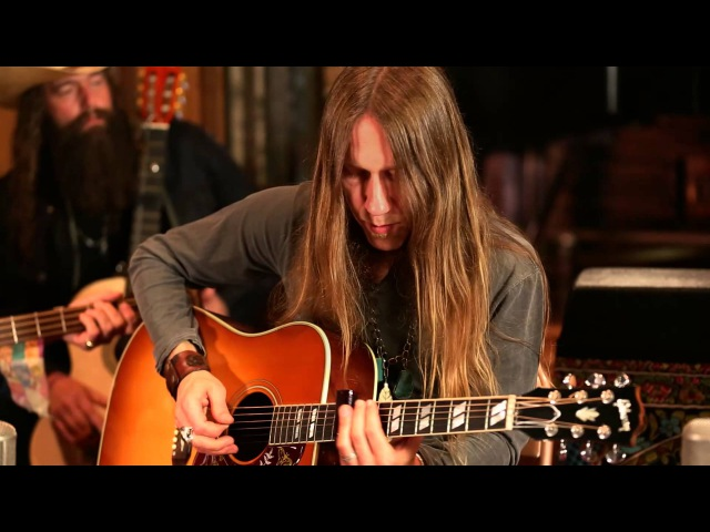 Blackberry Smoke Ain't Much Left Of Me Acoustic