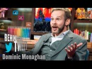 Dominic Monaghan Says Wild Things While Confronting an Angry Twitter Mob | Behind The Tweet