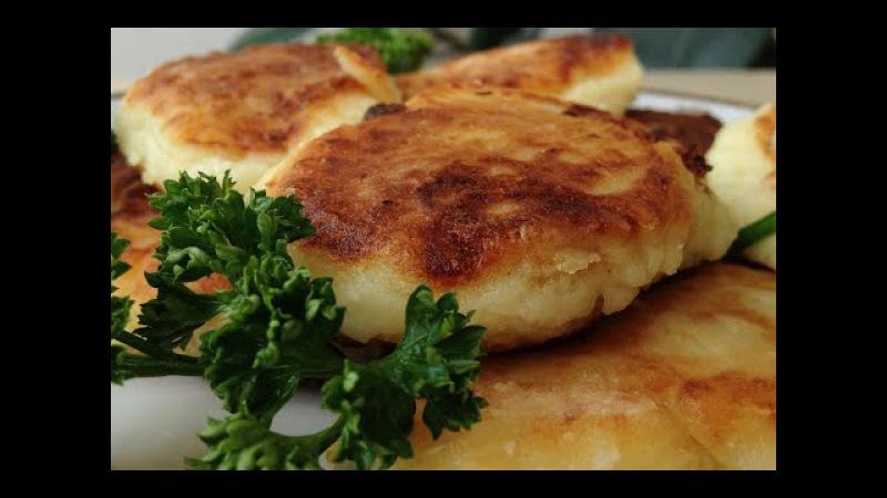 Зразы Очень Нежные и Вкусные Potato Cutlets Zrazy English Subtitles