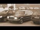 Mercedes W116 V8 450sel Kaltstart und