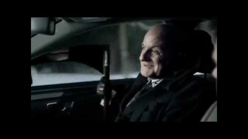 Реклама Mercedes E Class прикол