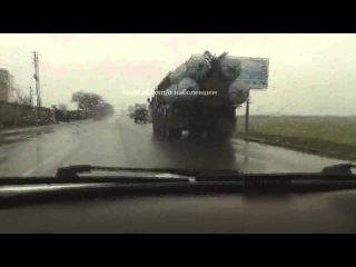 Одесса   передвижение комплексов С 300 ВСУ