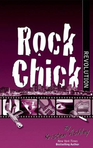 Rock Chick Revolution (Rock Chick #8)