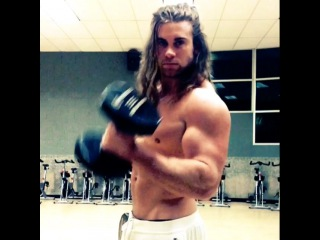 Brock O'Hurn on Instagram: THORSday is upon us yet again.  Try this .. 4 sets of 5 reps each arm . Repeat 4 times and tell me how you like it