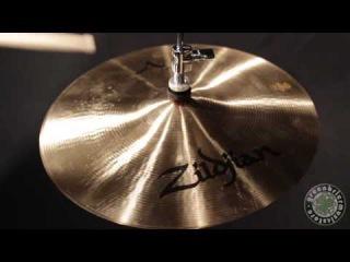 Zildjian Avedis 12 Special Recording Hi Hat Cymbal Pair Display Stock ZAS318