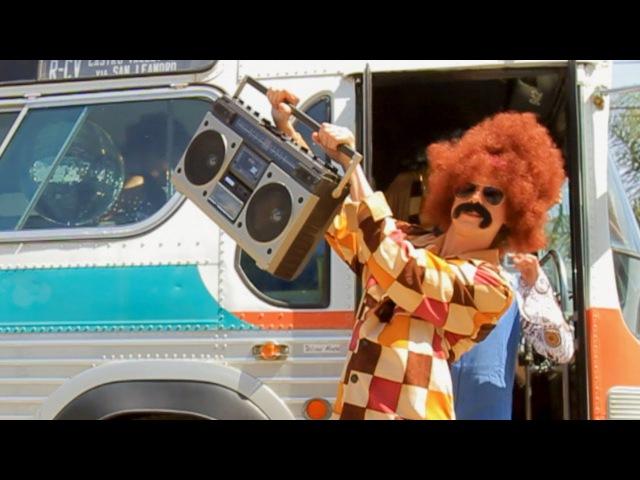 Bus Stop Disco Surprise SoulPancake Street Team