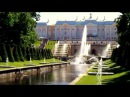Peterhof, Petrodvorets, fountains, St Petersburg, travel music Mikhail Ляhovskiy