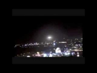 Jerusalem UFO sighting 2011 All 4 uncut Videos