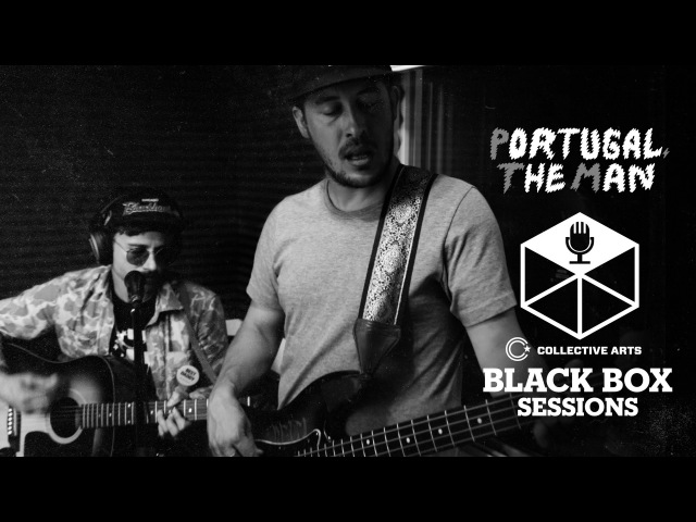 Portugal The Man - Evil Friends Creep In A T-Shirt   Indie88 Black Box Sessions