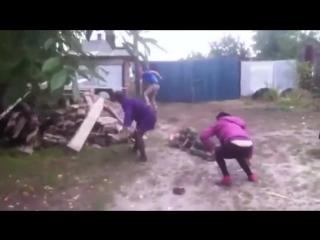 Деревенский Mortal Combat