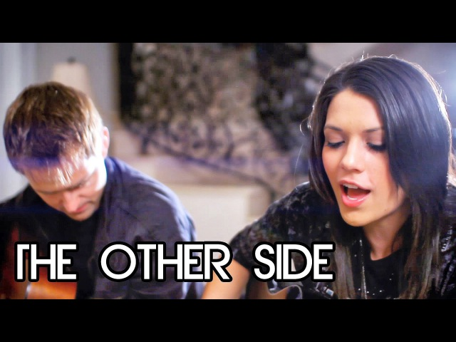 Jason Derulo - The Other Side Music Video - Luke Conard Alyssa Poppin Official Cover